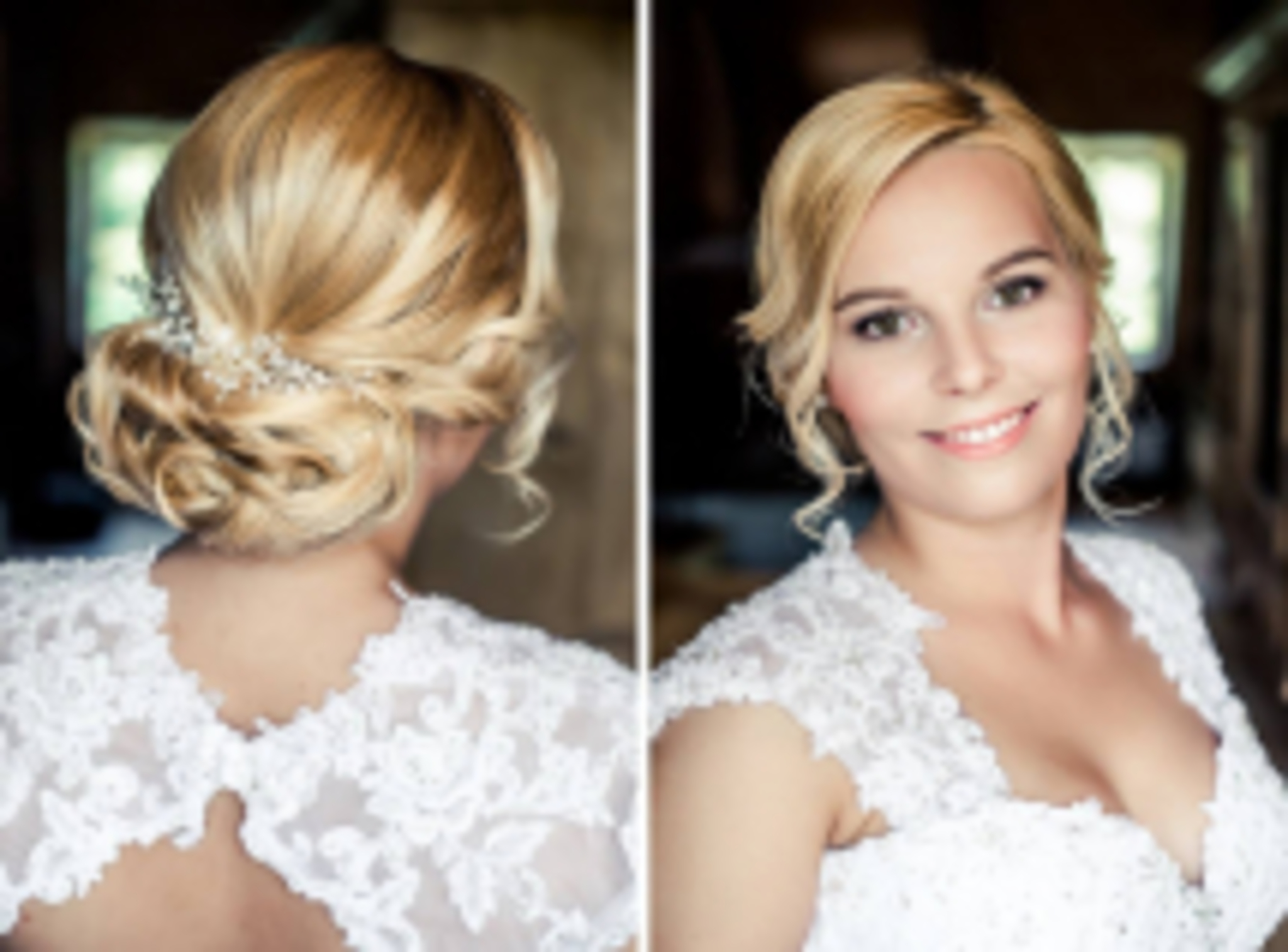 wedding hair and makeup